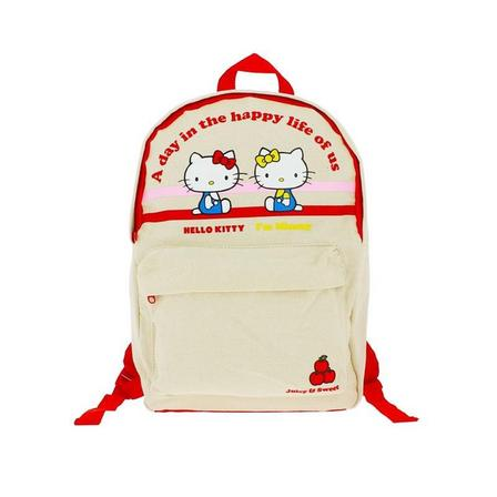 BLUEPRINT COLLECTIONS - Blueprint Hello Kitty Backpack