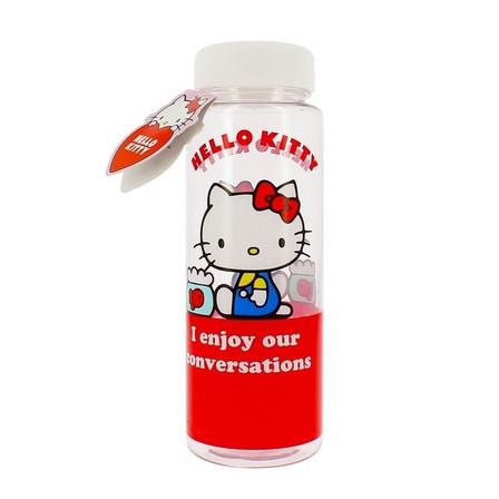 BLUEPRINT COLLECTIONS - Blueprint Hello Kitty Water Bottle