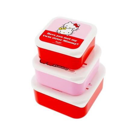 BLUEPRINT COLLECTIONS - Blueprint Hello Kitty Storage Pots [Set of 3]