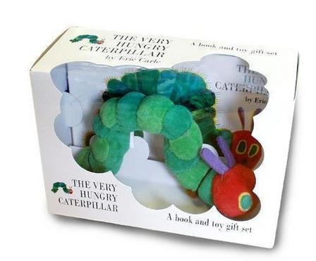 PENGUIN BOOKS UK - The Very Hungry Caterpillar Book And Toy Gift Set