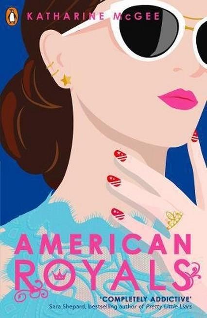 PENGUIN BOOKS UK - American Royals