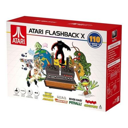 ATGAMES DIGITAL MEDIA - Atari Flashback X with 110 Built-In Games
