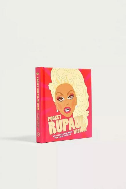 Urban Outfitters - Assorted Pocket Rupaul Wisdown: Witty Quotes And Wise Words
