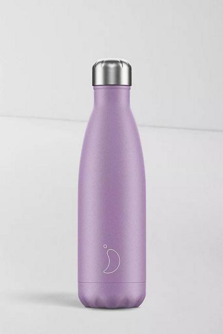 Urban Outfitters - Lilac Chilly's  500Ml Stainless Steel Water Bottle