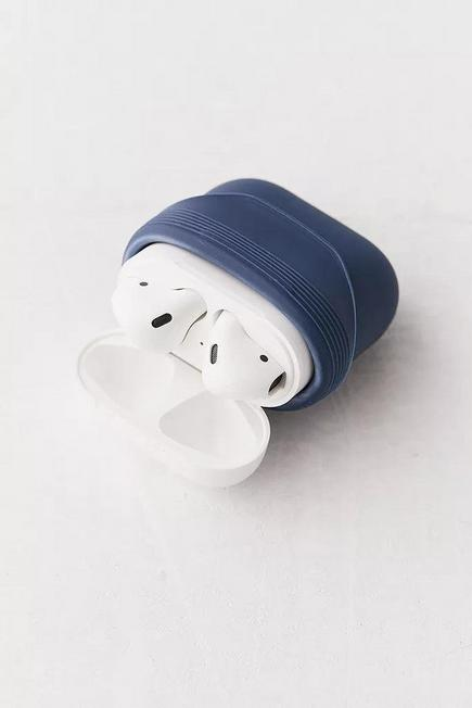 Urban Outfitters - Navy Elago Airpods Waterproof Silicone Case