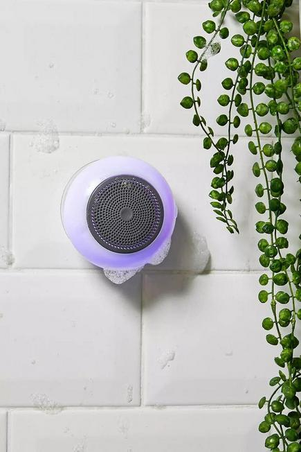 Urban Outfitters - Light-Up Bluetooth Shower Speaker