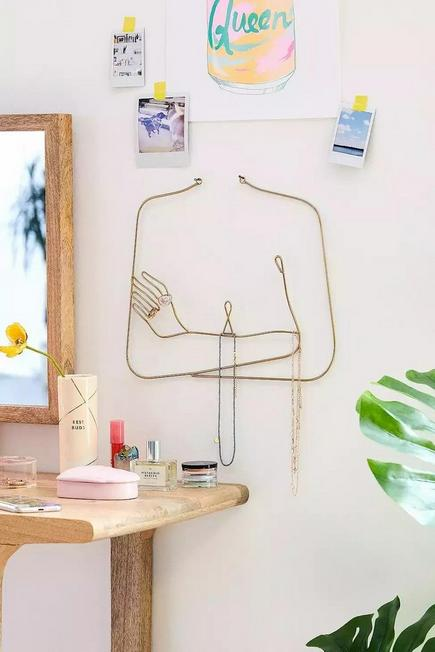 Urban Outfitters - Assorted Bust Wall Hanging