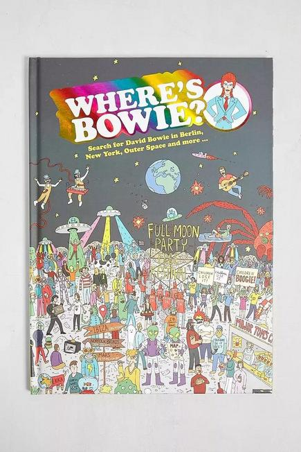 Urban Outfitters - Assorted Where's Bowie: Search For David Bowie In Berlin, N