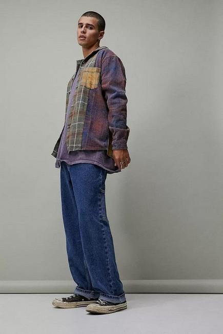 Urban Outfitters - Blue BDG Carpenter Jeans, Men