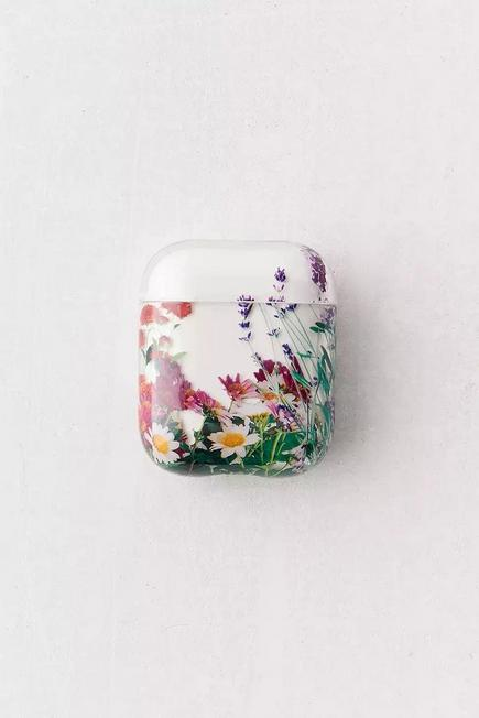 Urban Outfitters - ASSORT Wildflower Print AirPods Case