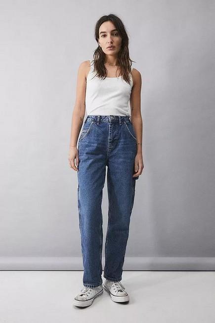 Urban Outfitters - Denim BDG Albie Carpenter Jeans, Women