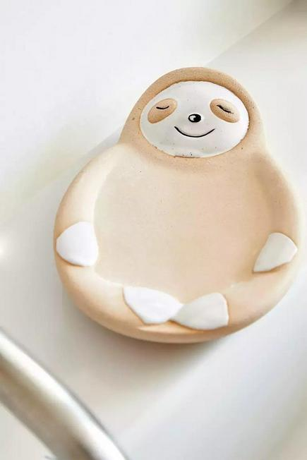 Urban Outfitters - NEUTR Sloth Soap Dish