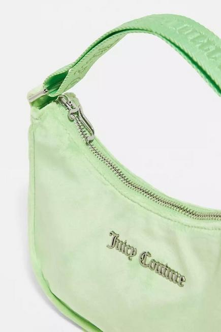 Urban Outfitters - GRN Juicy Couture Velour Shoulder Bag