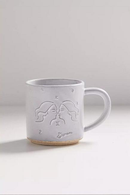 Urban Outfitters - Gemini Zodiac Stacking Mug