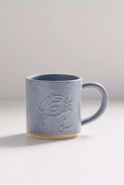 Urban Outfitters - Cancer Zodiac Stacking Mug