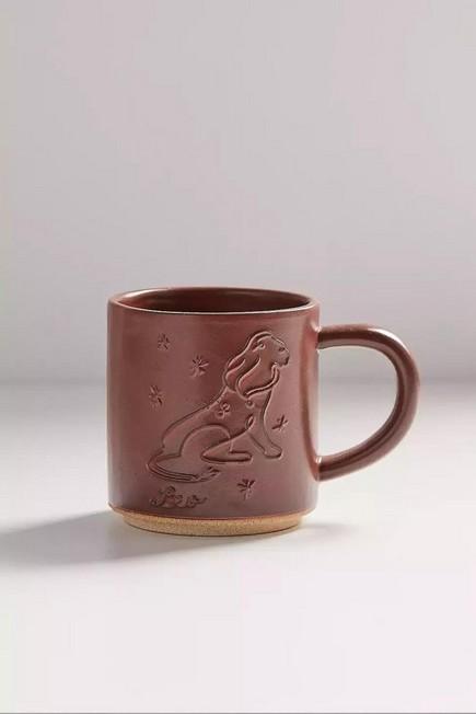 Urban Outfitters - Leo Zodiac Stacking Mug