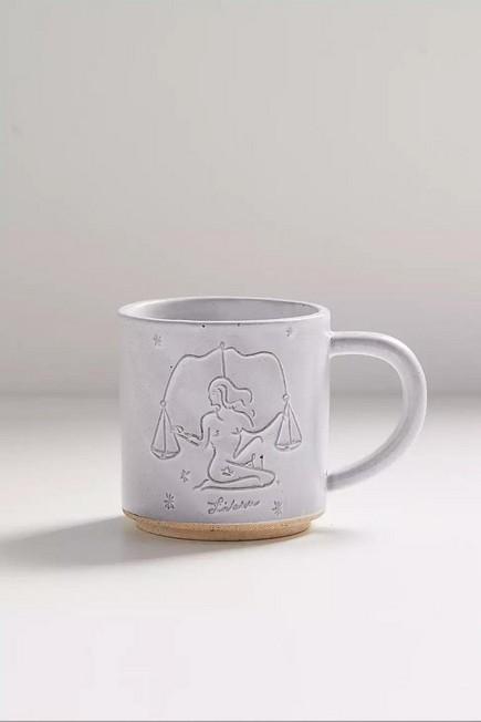 Urban Outfitters - Libra Zodiac Stacking Mug