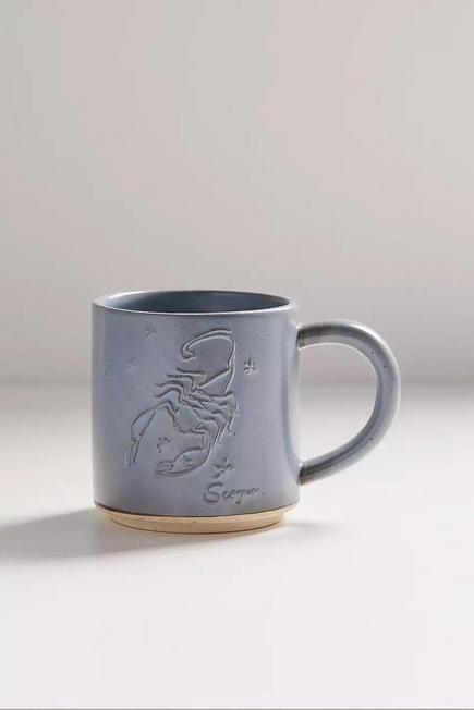 Urban Outfitters - Scorpio Zodiac Stacking Mug