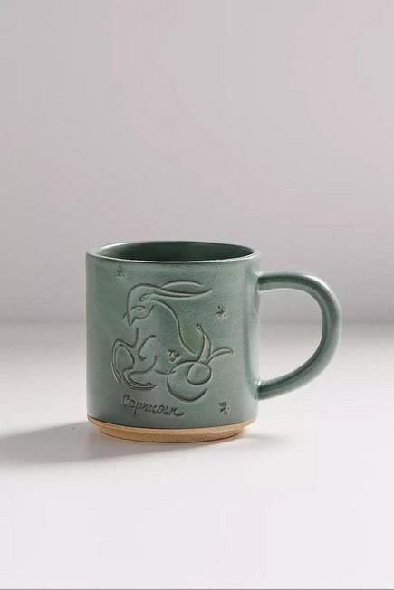 Urban Outfitters - Capricorn Zodiac Stacking Mug