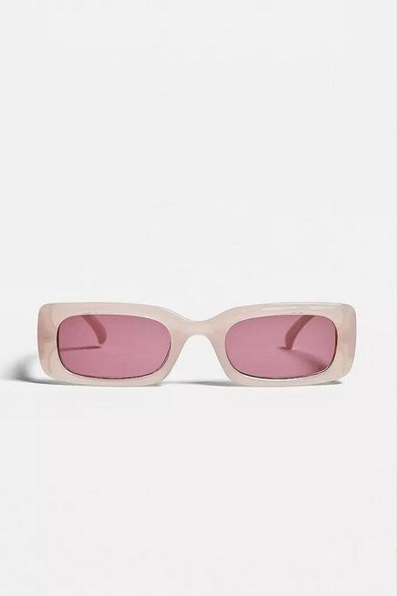 Urban Outfitters - LILAC UO Rectangular Frame Sunglasses