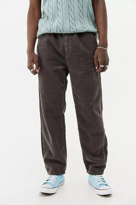 Urban Outfitters - Brown BDG Chocolate Corduroy Pj Pants, Men