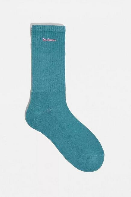 Urban Outfitters - Teal/Pink iets frans... Socks, Men
