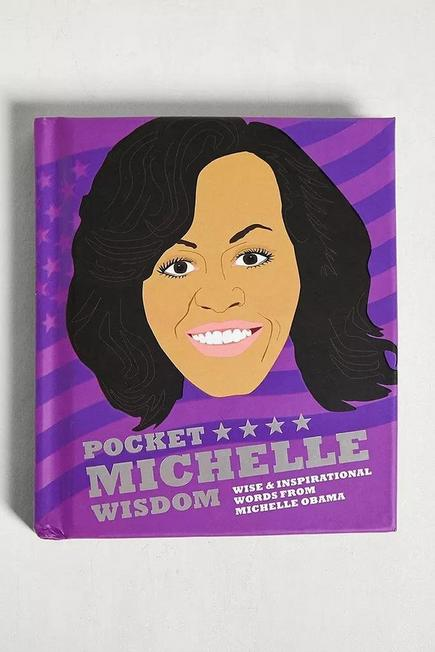 Urban Outfitters - Assorted Pocket Michelle Wisdom: Wise And Inspirational Words