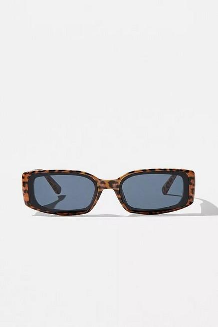 Urban Outfitters - BRN iets frans... Leopard Print Fenton Sunglasses