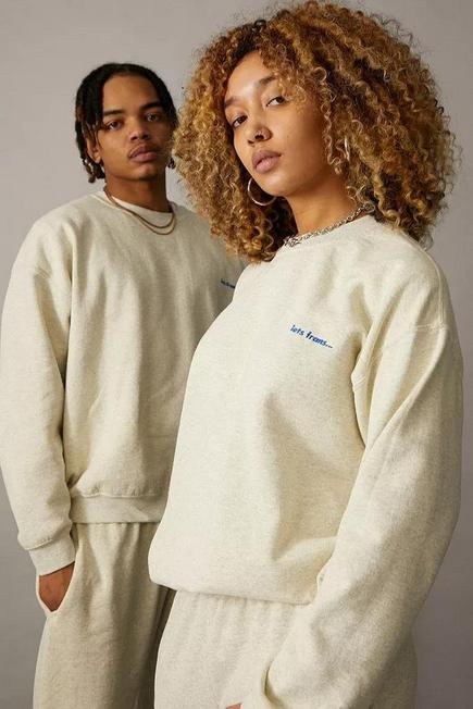 Urban Outfitters - Pearl iets frans... Sweatshirt, Unisex