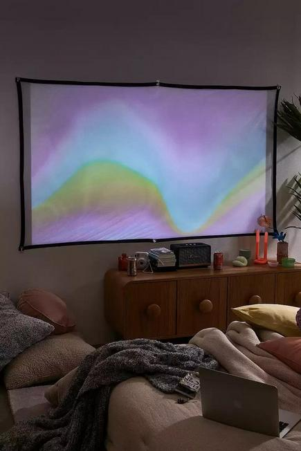 Urban Outfitters - Portable 84-Inch Projector Screen