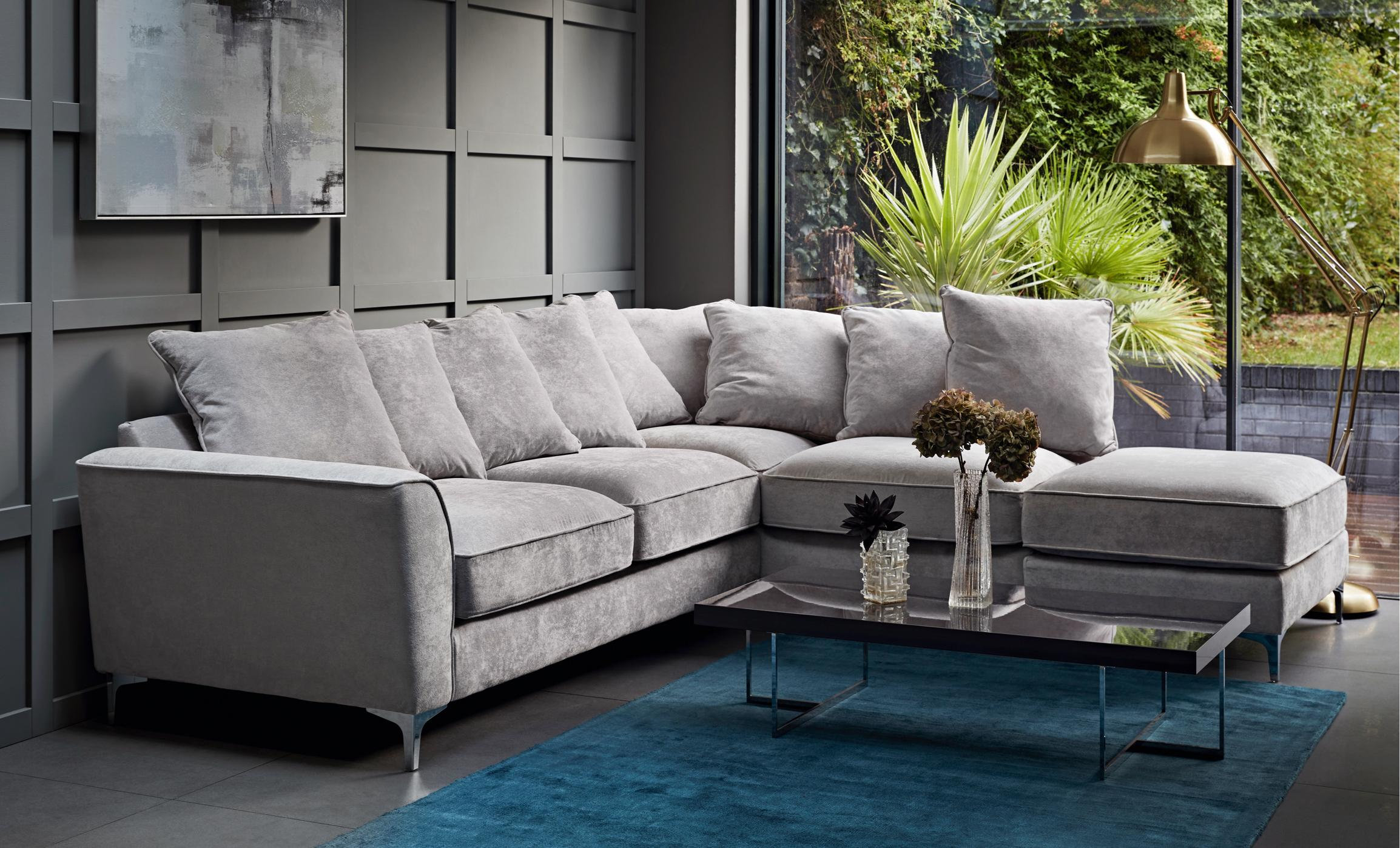 6 Grey And Blue Living Room Ideas Furniture Village Furniture Village