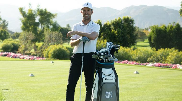 CANADA'S CHAMPION, MIKE WEIR, BECOMES GOLF TOWN'S NEWEST AMBASSADOR