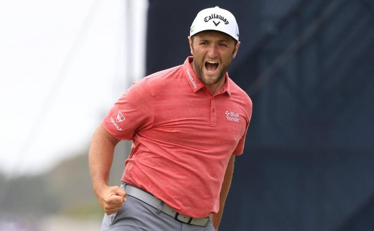 JON RAHM WINS HIS FIRST MAJOR AT THE 121ST U.S. OPEN