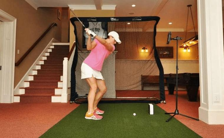 AT-HOME TRAINING: KEEPING YOUR GAME SHARP YEAR ROUND