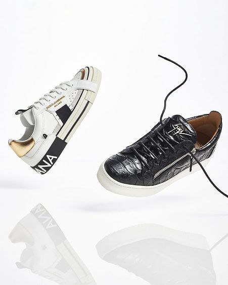 dolce & gabbana, Giuseppe Zanotti sneakers