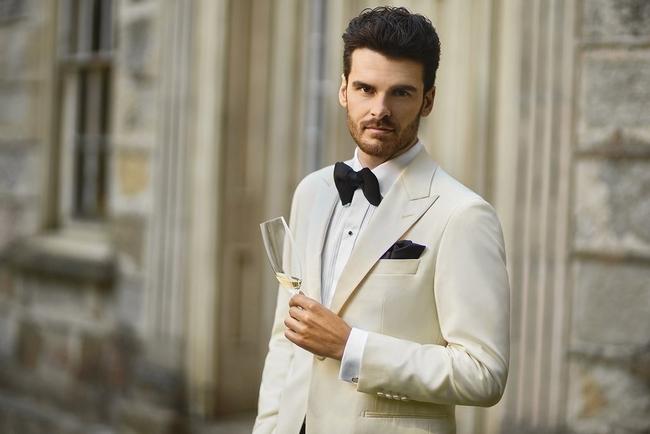 White Atelier Munro Suit