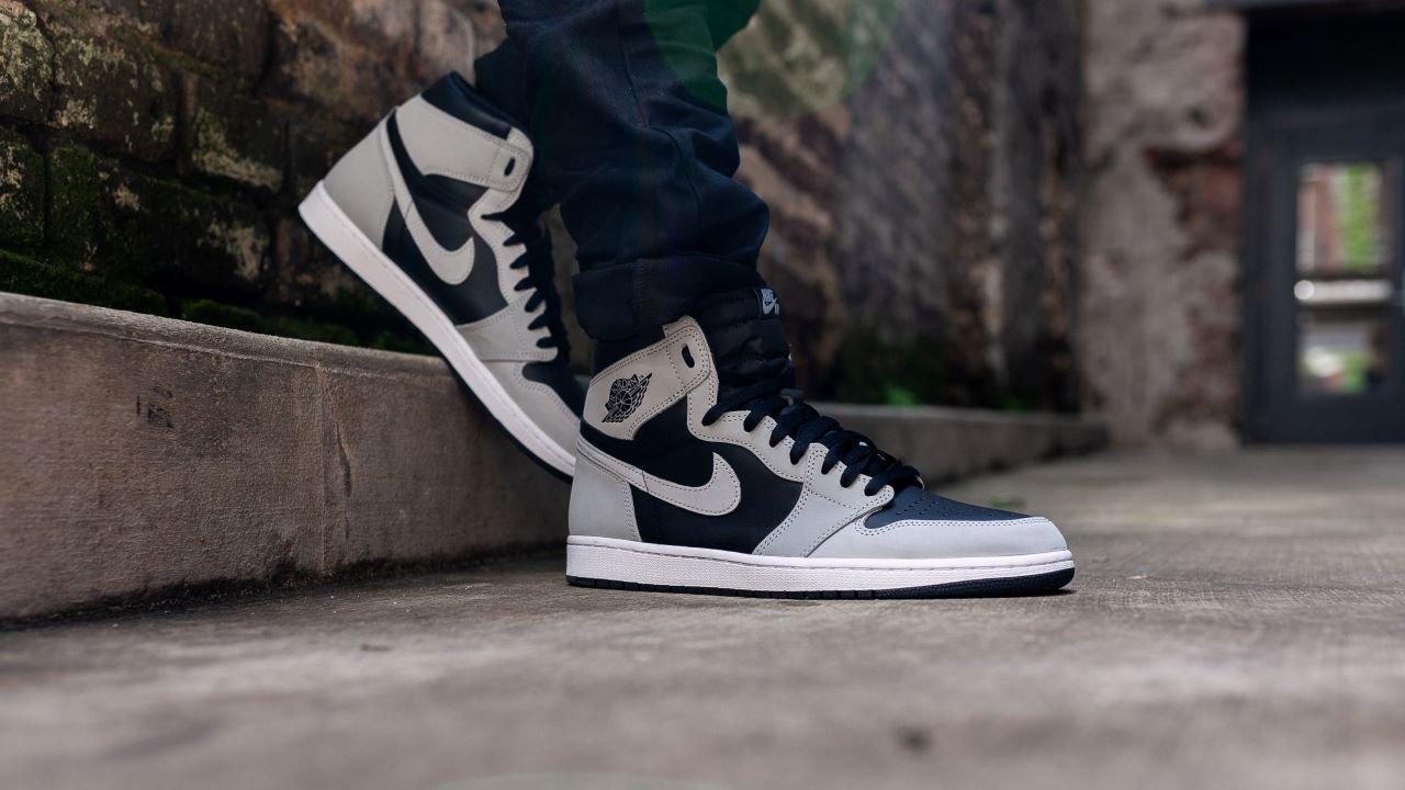 "Sneakers Release – AJ 1 Retro High OG ""Shadow 2.0"" Men's, Kids ..."