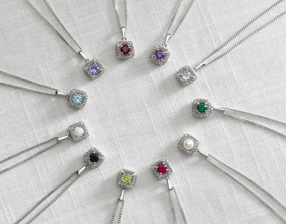 THE H.SAMUEL GUIDE TO BIRTHSTONES