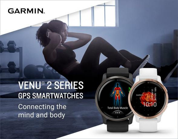 Garmin Venu 2 Series