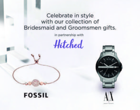 Fossil x Hitched