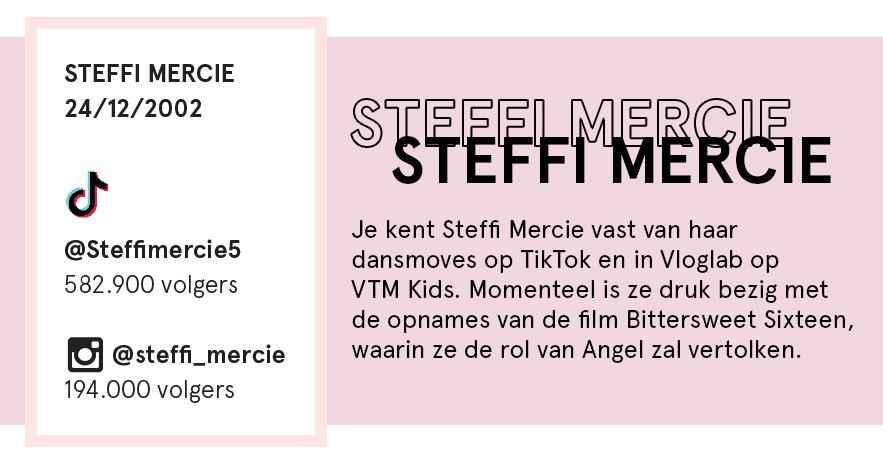 Steffi Mercie collectie