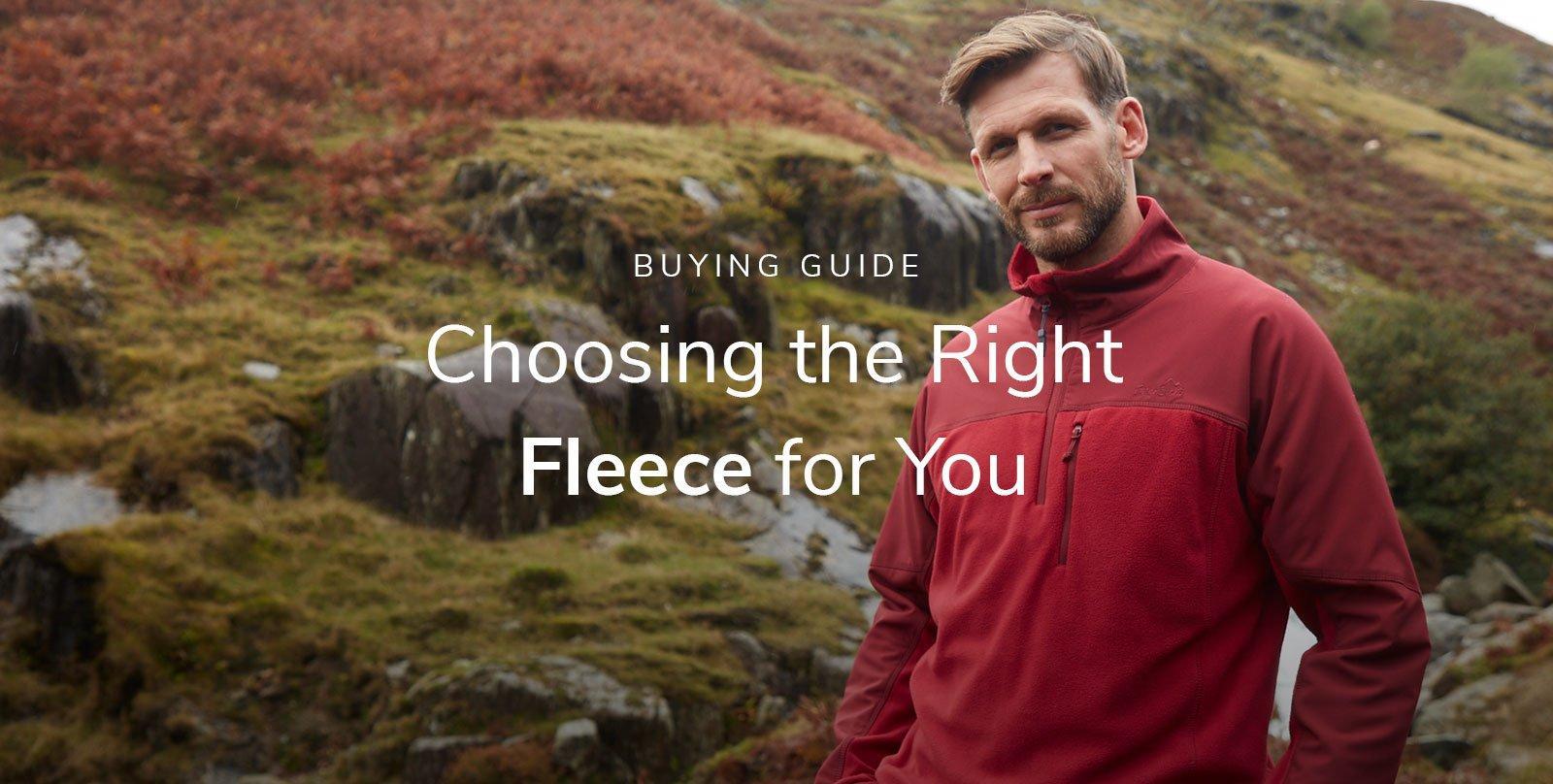 Fleece Buying Guide