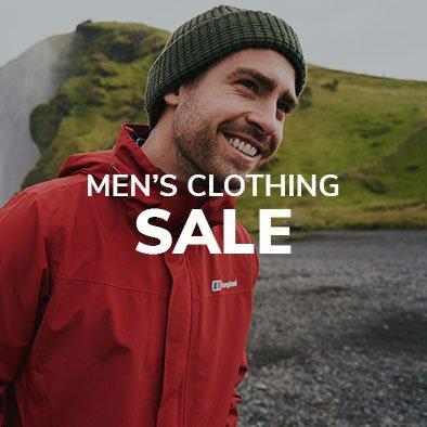 Men's Clothing Sale