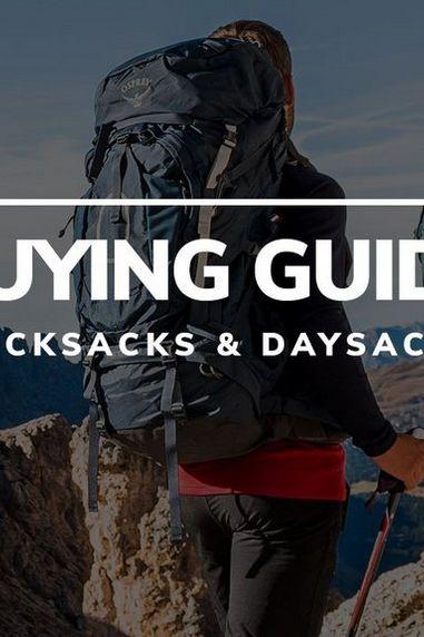 Buying Guide: Rucksacks and Daysacks