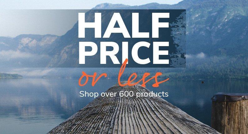 Half Price