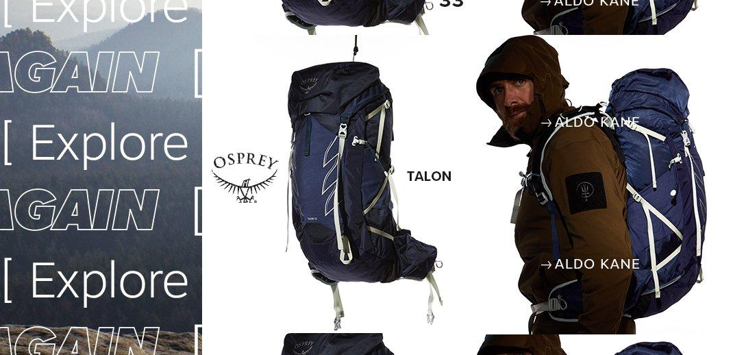 Shop Talon & Tempest