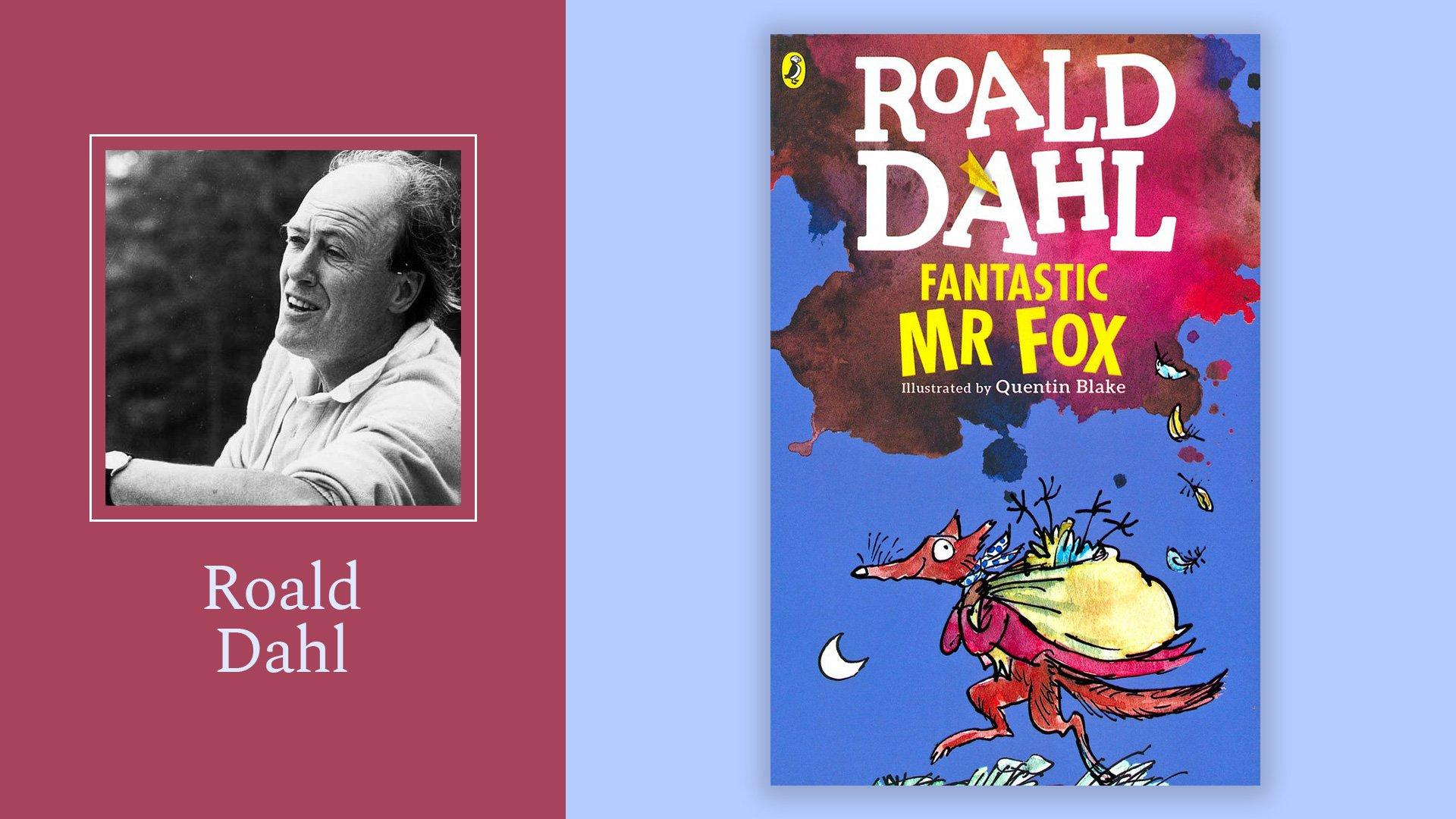 Book Roald