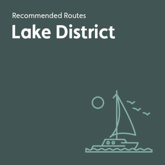 Recommended Routes in The Lake District