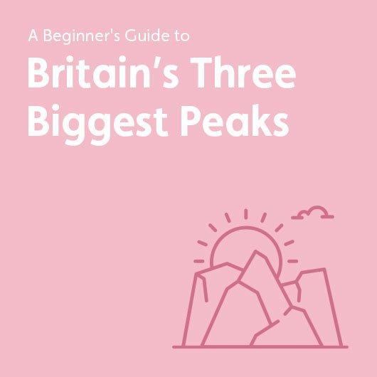 A Beginner's Guide to Britain's Three Biggest Peaks