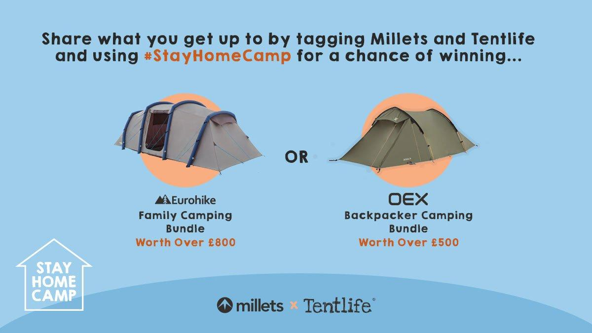 Stay Home Camp Competition